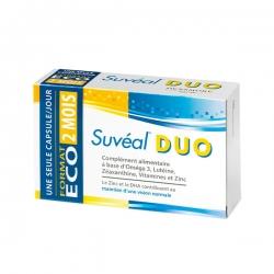 Suvéal Duo Rétine 60 capsules