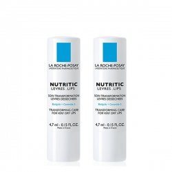 La Roche-Posay Nutritic Stick Lèvres Lot de 2x4.7 pas cher, discount