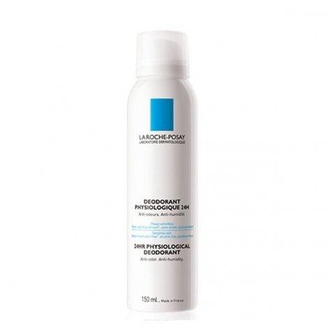 La Roche Posay Déodorant Physiologique 24H Spray 150 ml pas cher, discount