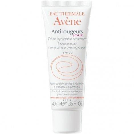 Avène Antirougeurs Jour Crème Hydratante Protectrice 40 ml pas cher, discount