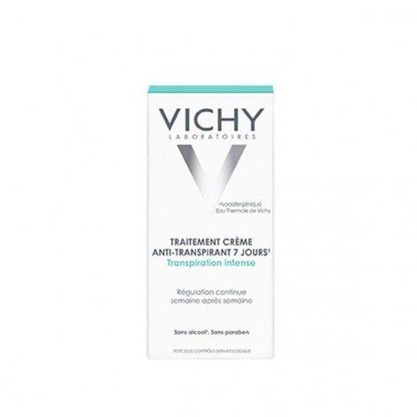 Vichy Traitement Anti-Transpirant 7 jours 30 ml pas cher, discount