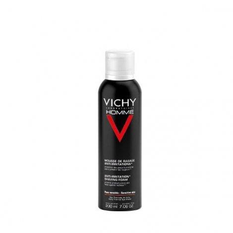 Vichy Homme Mousse à Raser Anti-Irritations 200 ml pas cher, discount