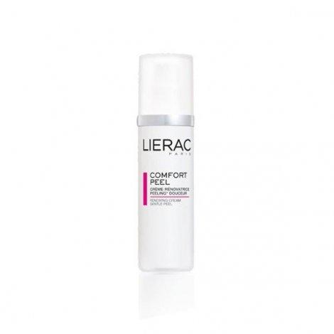 Lierac Comfort Peel Crème Rénovatrice Peeling Douceur 40 ml pas cher, discount