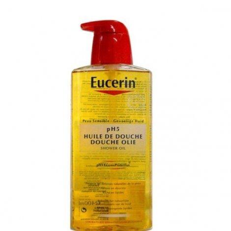 Eucerin pH5 Huile de douche Peau Sensible 400 ml pas cher, discount