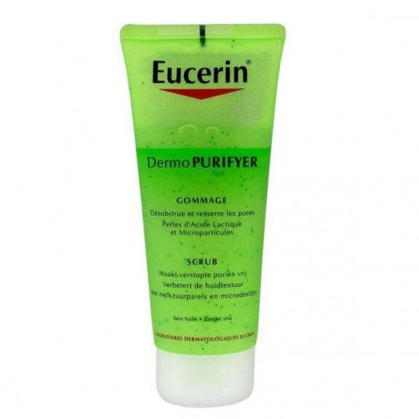 Eucerin Dermo Purifyer Gommage 100ml pas cher, discount