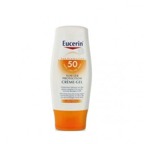 Eucerin Sun LEB Protection Spf 50 Crème-Gel 150 Ml pas cher, discount