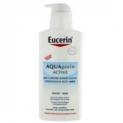 Eucerin Aquaporin Active Lait Corporel Rafraichissant Riche 400ml