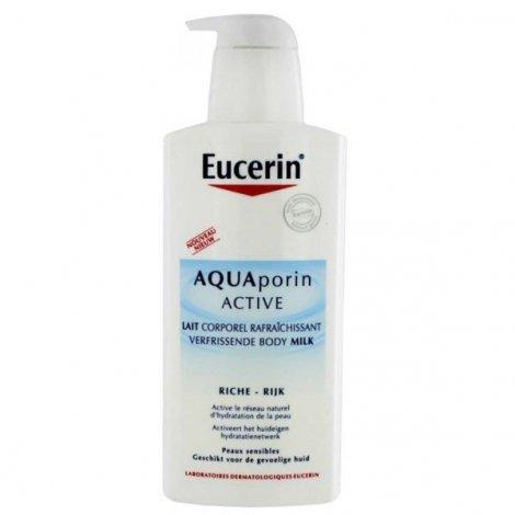 Eucerin Aquaporin Active Lait Corporel Rafraichissant Riche 400ml pas cher, discount