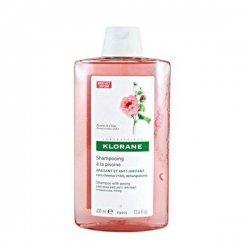 Klorane Capillaire Shampooing Apaisant à la Pivoine 400 ml
