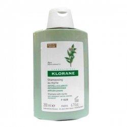 Klorane Capillaire Shampooing Traitant Antipelliculaire à l'Extrait De Myrte 200 Ml pas cher, discount