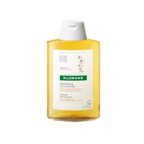 Klorane Shampooing Camomille Blondissant et Illuminateur  200 Ml  pas cher, discount