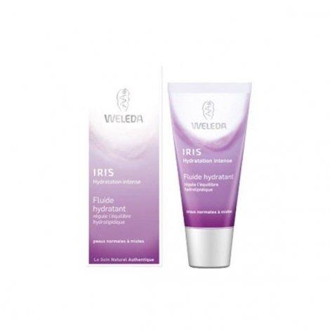 Weleda Iris Fluide Hydratant 30ml pas cher, discount