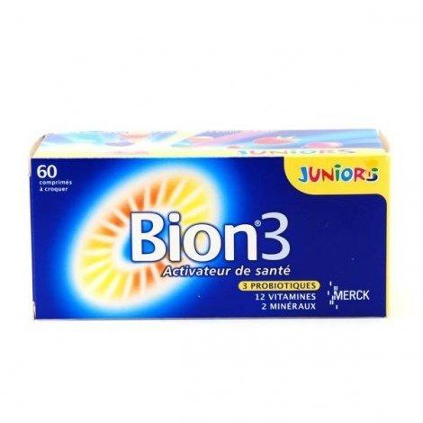 BION 3 Junior saveur framboise x60 comprimés à croquer pas cher, discount