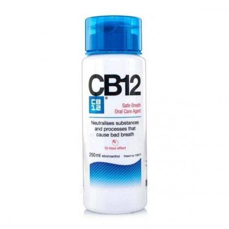 CB12 Action Pour Une Haleine Sûre Effet 12 Heures 250 ml pas cher, discount