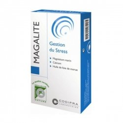 Codifra Magalite Gestion du Stress x40 capsules