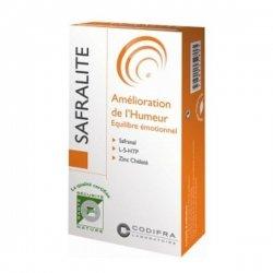 Codifra Safralite 15 mg Amélioration de l'Humeur x28 gélules