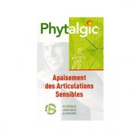Phytalgic Apaisement Des Articulations Sensibles x45 Capsules pas cher, discount