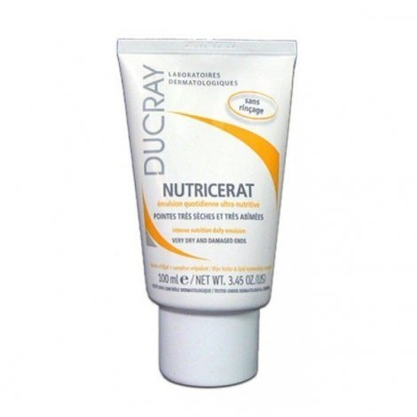 Ducray Nutricerat Emulsion Quotidienne Ultra Nutritive 100ml pas cher, discount