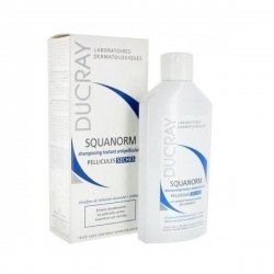 Ducray Squanorm Pellicules Sèches Shampooing Traitant 200ml pas cher, discount