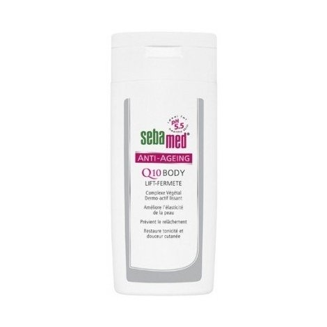 Sebamed Anti-Ageing Q10 Body Lift Fermeté 200 ml pas cher, discount