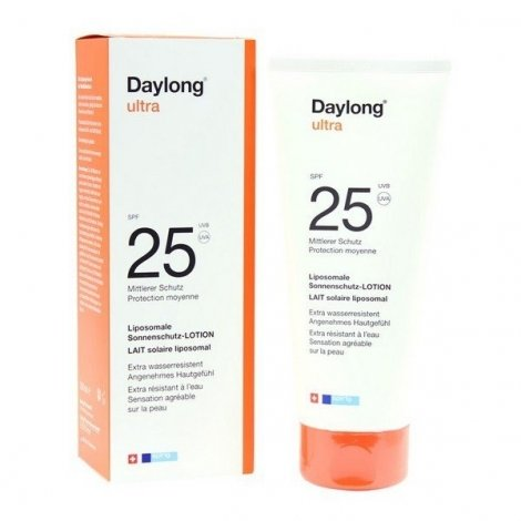 Spirig Daylong Ultra Fps 25 Lotion Solaire 30ml pas cher, discount