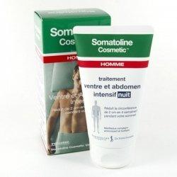 Somatoline Homme Ventre et Abdomen Intensif Nuit 10 150 ml pas cher, discount