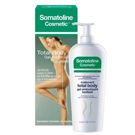 Somatoline Cosmetic Gel Amincissant Total Body 200 ml pas cher, discount