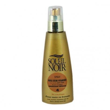 Soleil Noir Spray Huile Seche Vitaminee SPF 4 150 ml pas cher, discount