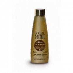Soleil Noir Lait vitaminé Bronzage Intense SPF2 150ml