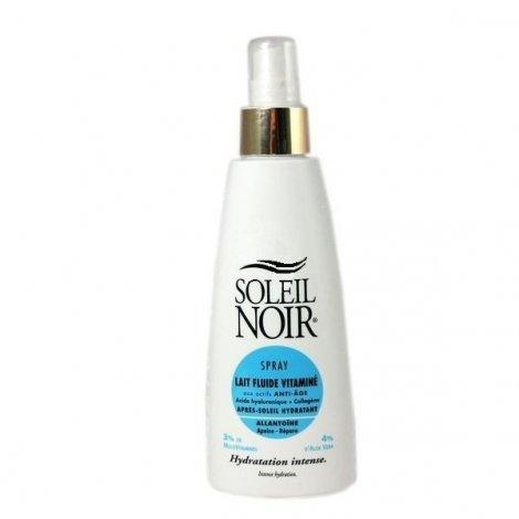 Soleil Noir Spray Lait Fluide Vitaminé Après Soleil Hydratant 150ml pas cher, discount