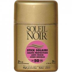 Soleil Noir Stick Solaire Haute Protection SPF 50 10gr