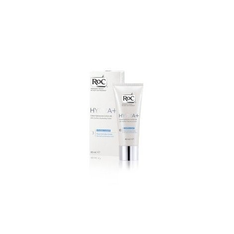 Roc Hydra+ Crème Hydratante Légère Confort 24h 40ml pas cher, discount