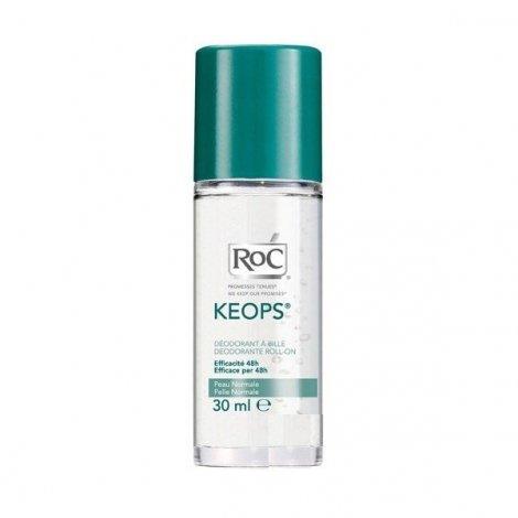 Roc Keops Deodorant Bille 30 Ml pas cher, discount