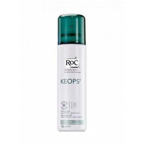 Roc Keops Deodorant Sec Transpiration Abondante 150 ml pas cher, discount
