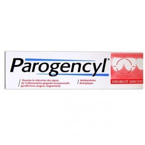 Parogencyl Dentifrice Sensibilite Gencives 75 Ml pas cher, discount