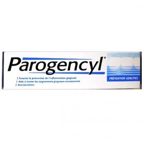Parogencyl Dentifrice Prevention Gencives 75 Ml pas cher, discount