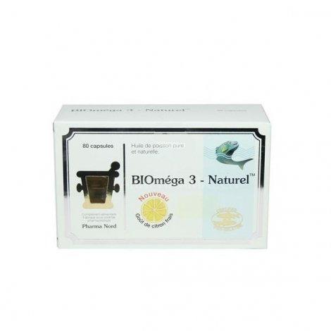 Bioméga 3 Naturel 80 Capsules pas cher, discount
