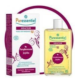 Puressentiel Minceur : Huile de Massage Bio 100 ml