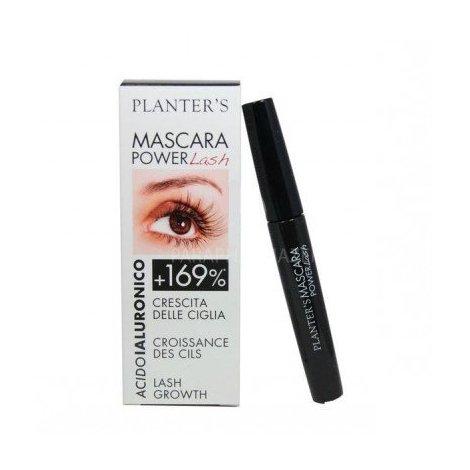 Planter's Acide Hyaluronique Mascara Noir Power Lash +169% 8ml  pas cher, discount