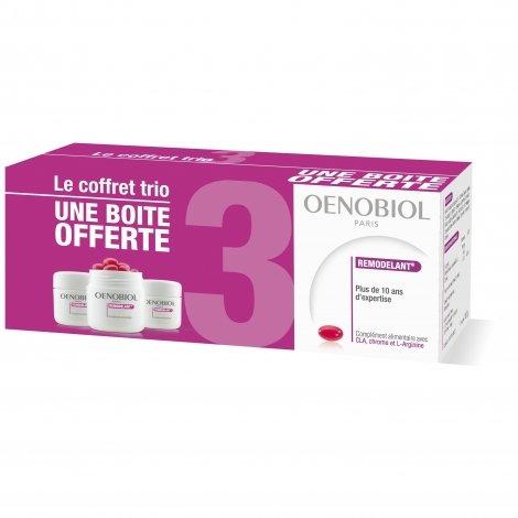 Oenobiol Remodelant Minceur Lot 3 X 60 Capsules  pas cher, discount