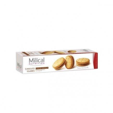 Milical 12 Biscuits Saveur Chocolat pas cher, discount