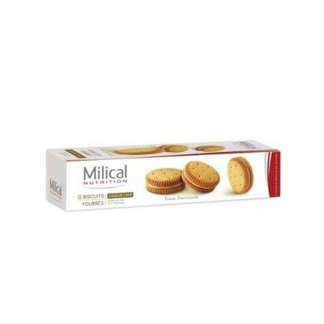 Milical 12 Biscuits Saveur Café pas cher, discount
