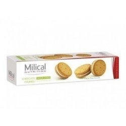 Milical 12 Biscuits Saveur Citron