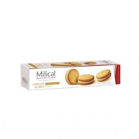 Milical 12 Biscuits Saveur Noisette pas cher, discount