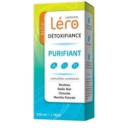 Lero Detoxifiance Purifiant 300 ml pas cher, discount