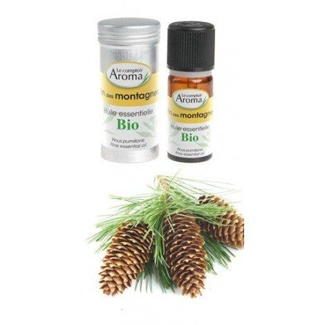 Le Comptoir Aroma Huile Essentielle de Pin des Montagnes Bio 5ml pas cher, discount
