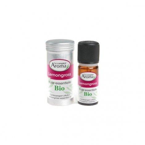 Huile essentielle Bio Lemongrass Le Comptoir Aroma 10 ml pas cher, discount