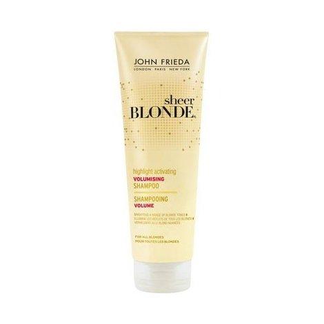 John Frieda Sheer Blonde Shampooing Volume Révélateur de Reflets 250 Ml pas cher, discount