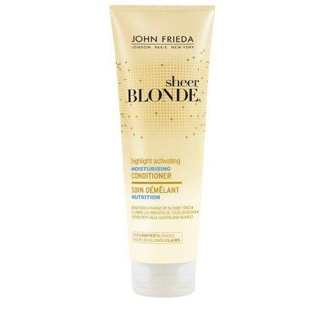 John Frieda Sheer Blonde Soin Démélant Nutrition Révélateur de Reflets  250 ml pas cher, discount