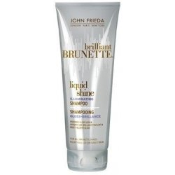 John Frieda Brilliant Brunette Shampoing Gloss Brillance Liquid Shine 250ml